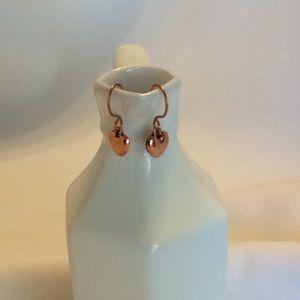 Copper Puff Hearts
